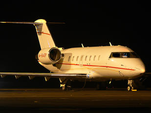 M-BAEP - Private Canadair CL-600 Challenger 605