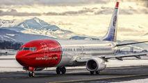 LN-NOZ - Norwegian Air Shuttle Boeing 737-800 aircraft