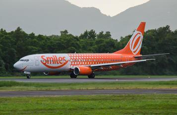 PR-GIT - GOL Transportes Aéreos  Boeing 737-800