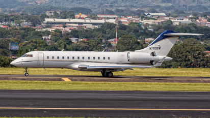 N170SW - Private Bombardier BD-700 Global Express