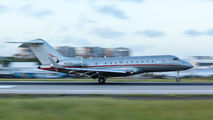 N502VJ - Vistajet Bombardier BD-700 Global Express aircraft
