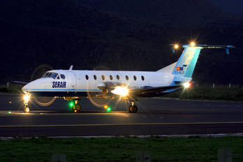 EC-GUD - Serair Beechcraft 1900C Airliner