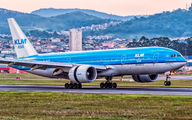 PH-BQN - KLM Asia Boeing 777-200ER aircraft