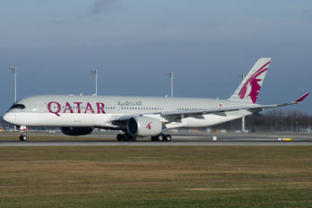 A7-ALA - Qatar Airways Airbus A350-900