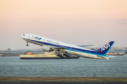 JA716A - ANA - All Nippon Airways Boeing 777-200ER aircraft
