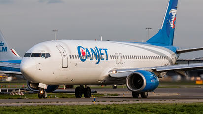 OK-TSJ - Travel Service Boeing 737-800