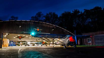 "PH-GAZ - Netherlands - Air Force ""Historic Flight"" Piper PA-18 Super Cub"