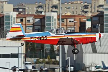 EC-BDS - Fundació Parc Aeronàutic de Catalunya Zlín Aircraft Z-526