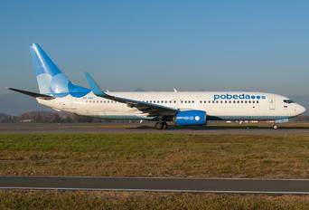 VQ-BWI - Pobeda Boeing 737-800