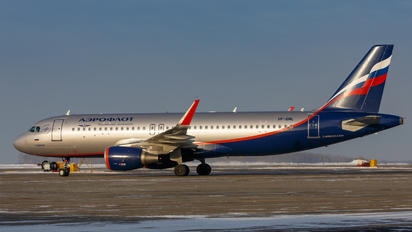 VP-BNL - Aeroflot Airbus A320