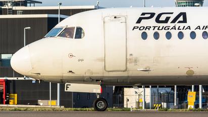 CS-TPF - PGA Portugalia Fokker 100