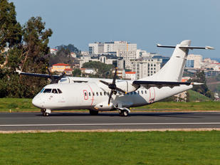 OY-CHT - Aeronova ATR 42 (all models)