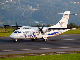 OY-CHT - Melilla Airlines ATR 42 (all models)