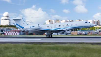 N515PL - Private Gulfstream Aerospace G650, G650ER
