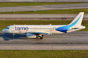 HC-CPB - TAME Airbus A320