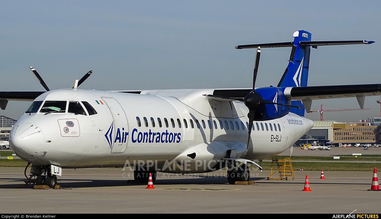 Air Contractors EI-SLJ aircraft at Stuttgart