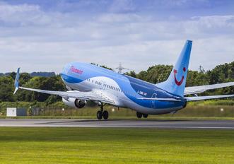 G TAWA - Thomson/Thomsonfly Boeing 737-800