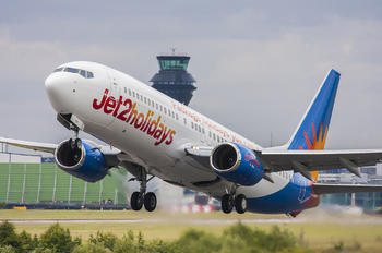 G JZHA - Jet2 Boeing 737-800