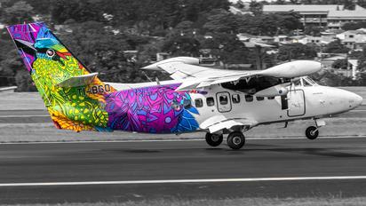 TI-BGQ - Nature Air LET L-410UVP-E20 Turbolet