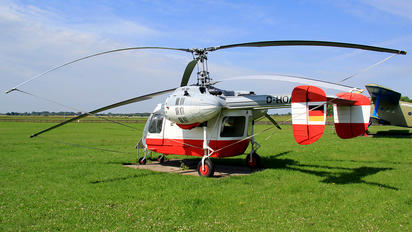 D-HOAG - Interflug Kamov Ka-26