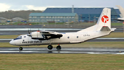 LZ-FLL - Bright Flight Antonov An-26 (all models)