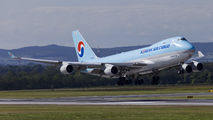 HL7603 - Korean Air Cargo Boeing 747-400F, ERF aircraft