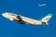 EP-MMN - Mahan Air Airbus A310 aircraft