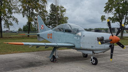 012 - Poland - Air Force PZL 130 Orlik TC-1 / 2