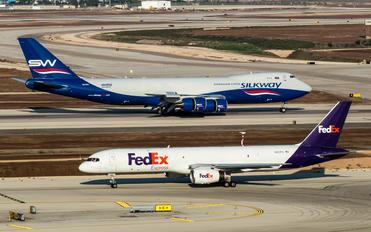 N903FD - FedEx Federal Express Boeing 757-200F