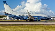 P4-NGK - Private Boeing 737-700 BBJ aircraft