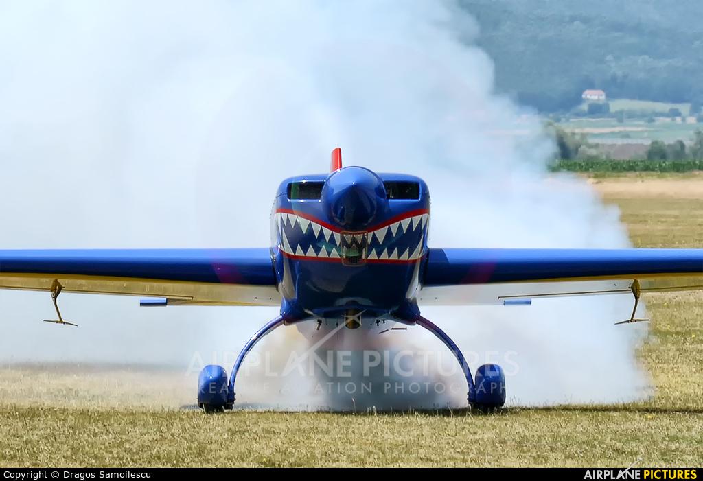 Romanian Airclub YR-EXB aircraft at Deva Airfield