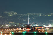 - - JAL - Express Boeing 737-800 aircraft
