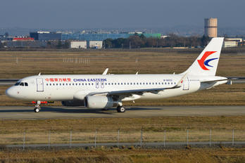 B-8222 - China Eastern Airlines Airbus A320