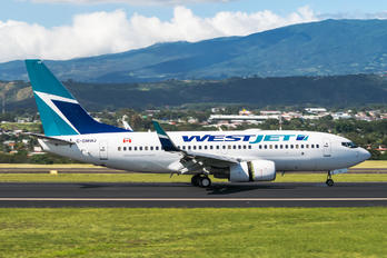C-GMWJ - WestJet Airlines Boeing 737-700