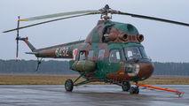 6432 - Poland - Army Mil Mi-2 aircraft