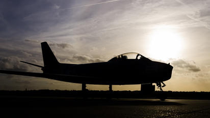 52-5385 - Private North American F-86 Sabre