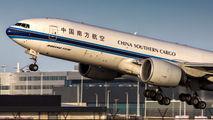 B-2080 - China Southern Cargo Boeing 777F aircraft