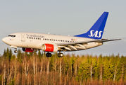 LN-RPY - SAS - Scandinavian Airlines Boeing 737-600 aircraft
