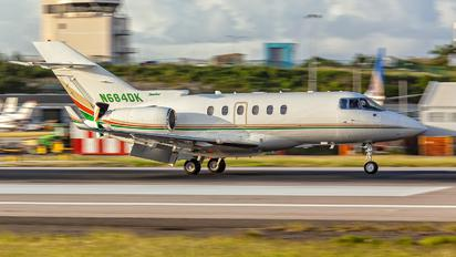 N684DK - Private Raytheon Hawker 800XP