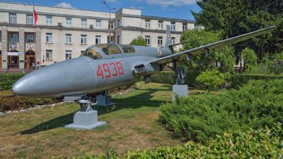 821 - Poland - Air Force PZL TS-11 Iskra