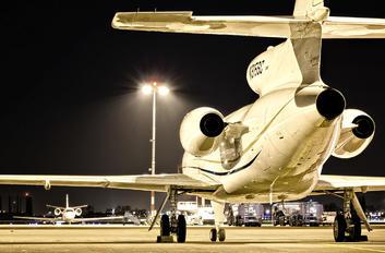 N315SC - Private Dassault Falcon 50