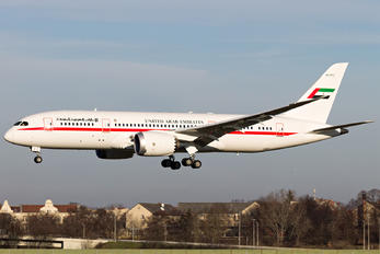 A6-PFC - United Arab Emirates - Government Boeing 787-8 Dreamliner