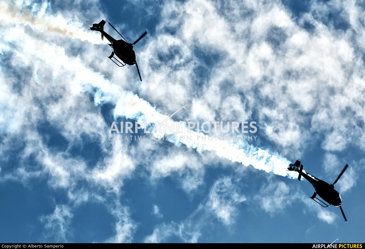 Spain - Air Force: Patrulla ASPA HE.25-11 aircraft at Murcia - San Javier