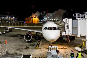 N526VA - Virgin America Airbus A319