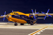 UR-CKL - Cavok Air Antonov An-12 (all models) aircraft