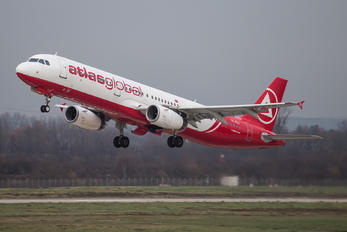 TC-ETV - Atlasglobal Airbus A321