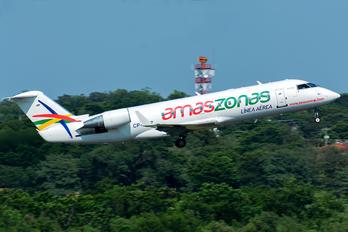 CP-2867 - Amaszonas Canadair CL-600 CRJ-200