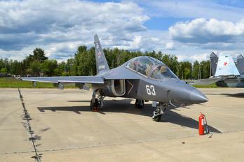 63 - Russia - Air Force Yakovlev Yak-130
