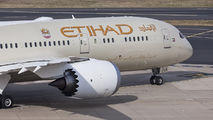 A6-BLB - Etihad Airways Boeing 787-9 Dreamliner aircraft