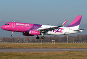 HA-LYD - Wizz Air Airbus A320 aircraft